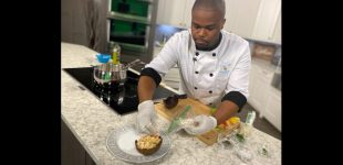 Livingstone culinary graduate becoming 'big cheese' in culinary arts, makes TV appearance