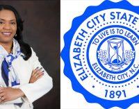 Winston Salem native ECSU Chancellor Karrie G. Dixon honored with Platinum HBCU Grow Award