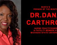 Busta's Person of the Week: Dr. Dana Carthron shares facts, dispels myths about COVID-19