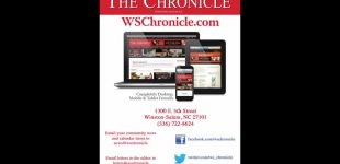 The Chronicle is going digital … temporarily