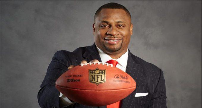 NFL exec Troy Vincent talks draft, HBCU initiatives