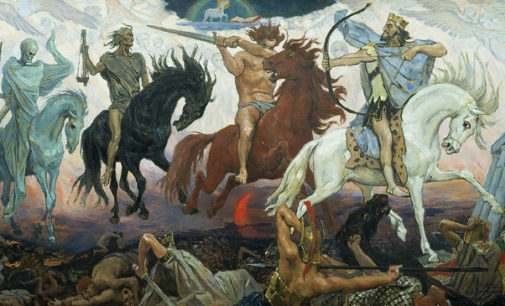 Commentary: The Four Horsemen of this Apocalypse