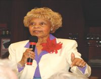 City and community leaders send in condolences on the passing of Mayor Pro Tempore Vivian Burke