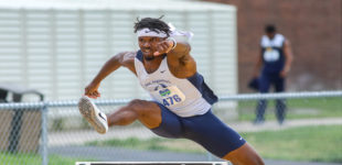 Track standout Smith of SAU among athletes and celebrities  giving inspiring messages on ESPN's The Undefeated