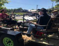 Virtual Village troubadours bring music and smiles to local neighborhoods