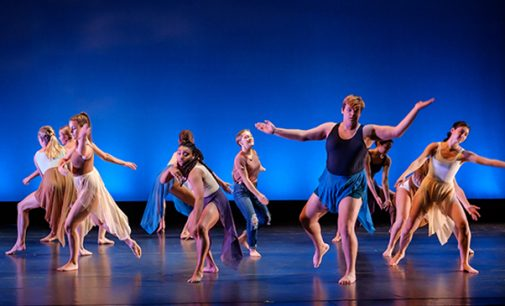 When dance goes digital at WFU