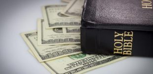 Where money and ministry merge