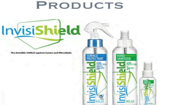 New cleaning product  combats COVID-19 and other communicable diseases
