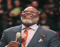 Bishop T.D. Jakes pushes for action plan on police reform