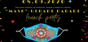 "Arts Council to host virtual birthday party to launch ""MASK""-UERADE PARADE on Aug. 9"