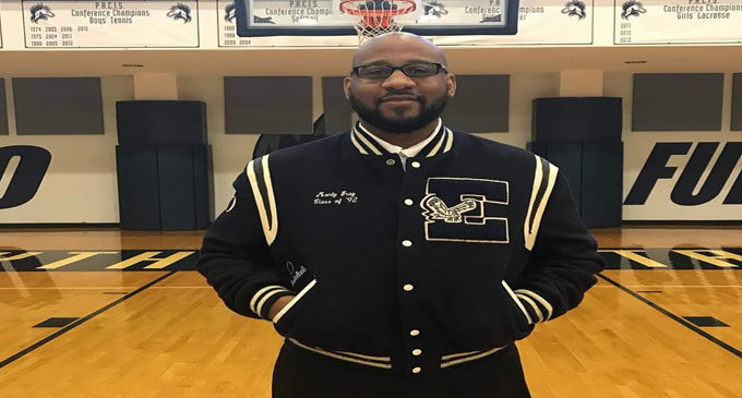 East Forsyth Eagles tap one of their own to lead boys' hoops