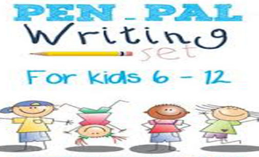 Want to be a pen pal?