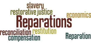 Reparations: reality or fantasy?
