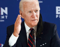 Commentary: Biden's MacArthur moment