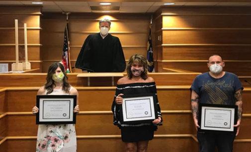 Drug Treatment Court honors graduates