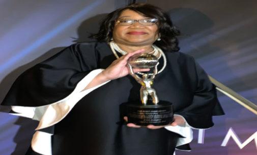 Karen Arrington named winner of NAACP Image Award for Literary Excellence
