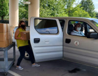 Meals-on-Wheels continues  despite pandemic
