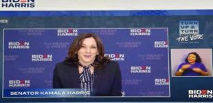 Kamala Harris kicks off virtual bus tour with focus on N.C. Virtual event commemorates inaugural National Black Voter Day