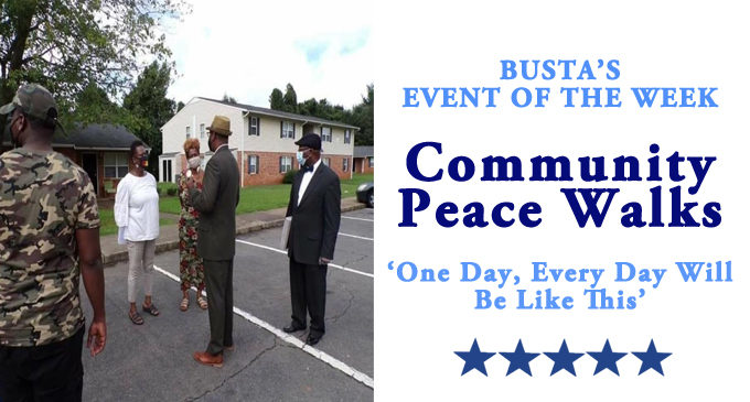 Busta's Event of the Week: 'One day, every day will be like this'
