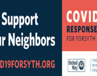 COVID-19 Response Fund for Forsyth County announces third and final grant cycle