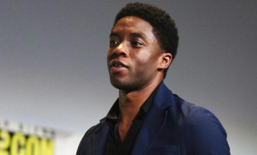 IN MEMORIAM: Chadwick Boseman