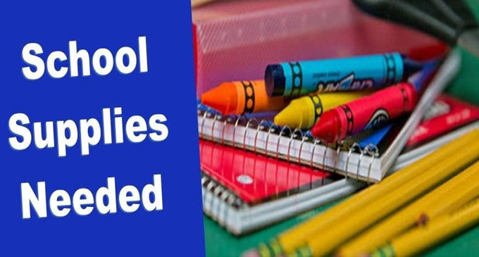 Forsyth County Democratic Women to hold drop-off school supplies drive
