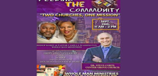 Two churches – one mission