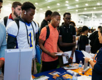 As high school seniors face an uncertain pandemic year, 'HBCU Week' brings Black students on-the-spot college acceptances