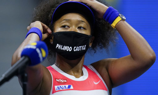 Commentary: Ironic Naomi Osaka and Black awareness on a stained tennis whiteness