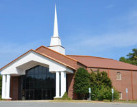 New church moves into the old Greater Church building