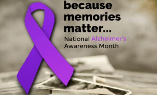 Walk to End Alzheimer's raises over $80,000