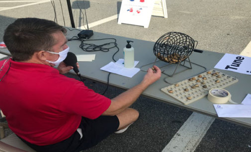 First ever drive-in bingo continues popular seniors' event