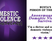"""Busta's Person of the Week: """"I'm a thriver and survivor of domestic violence, not a victim."""""""