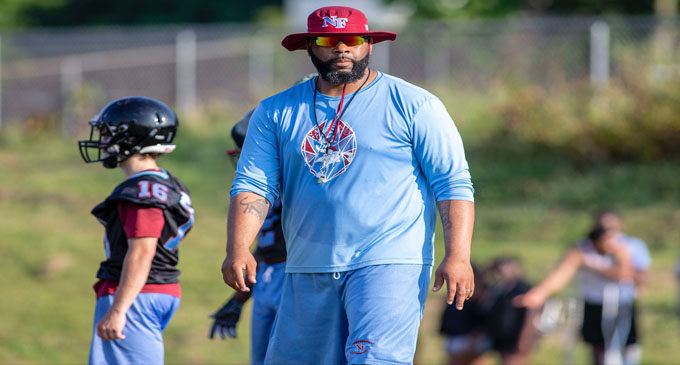 Blair out as football coach at North Forsyth