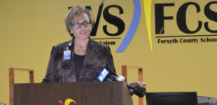 Dr. Hairston steps down as superintendent, takes position in Virginia