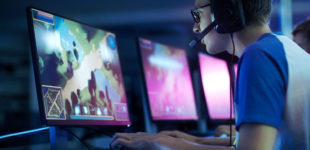 Online gaming class a big hit for local school