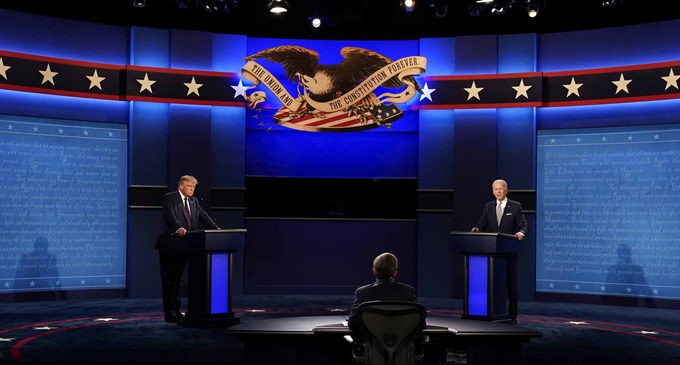 Commentary: The POTUS embarrassed himself and the nation in the debate