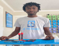 Curiosity about how things work turns into business for young entrepreneur