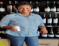 Black-owned wine company produces first product