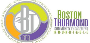 CSEM supports a roundtable in the historic Boston-Thurmond community
