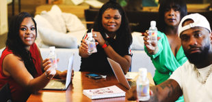 Black female CEO launches CBD  beverage to combat mother's cancer treatments