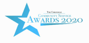 Community Service Awards … the show will go on