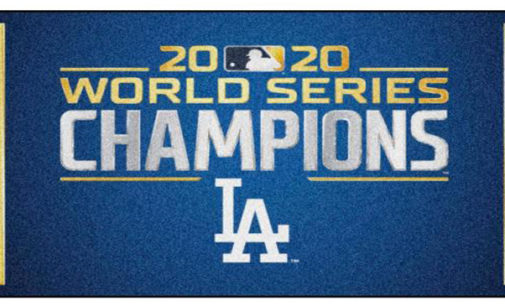 Dodgers win World Series
