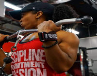 A passion for fitness