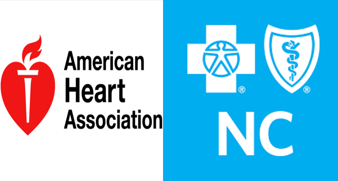 American Heart Association and Blue Cross NC providing community health mini-grant funding