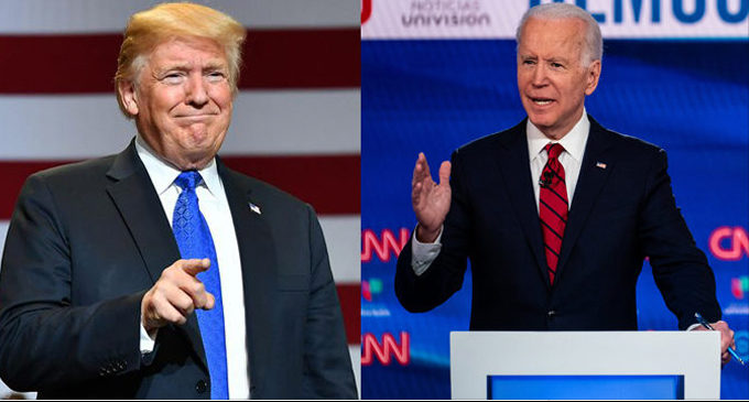 N.C. too close to call, Biden takes  Forsyth County