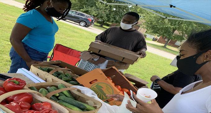 Black farmers markets grow in North Carolina