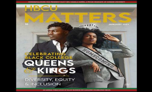 Winston-Salem publisher launches HBCU Matters magazine