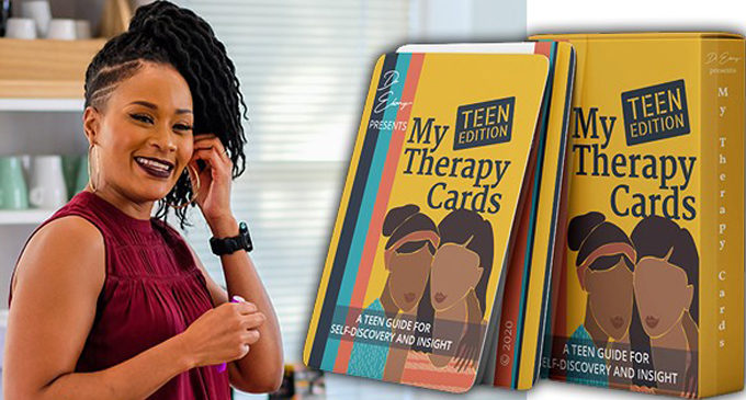 My Therapy Cards now available in a teen edition