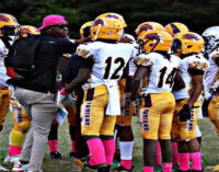Youth football team wins state title